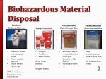 biohazardous material disposal1