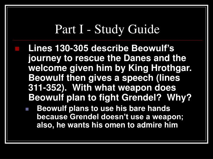 describe beowulf