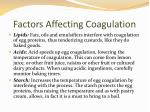 factors affecting coagulation1