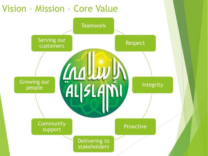 world vision core values pdf