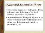 differential association theory3