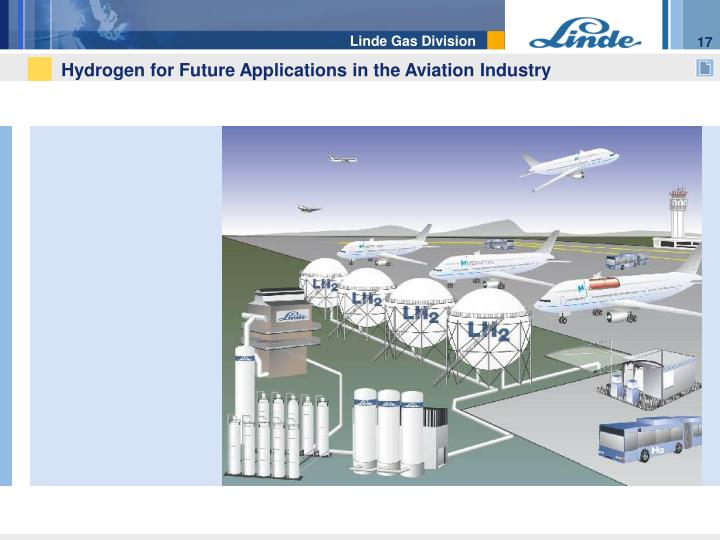 Hydrogen for Future Applications in the Aviation Industry