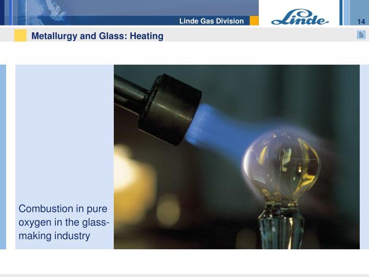 Metallurgy and Glass