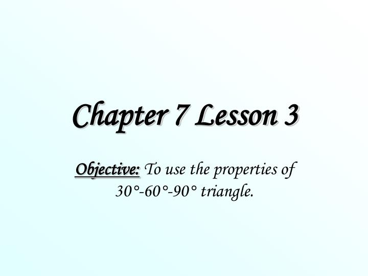 chapter 7 lesson 3 n.