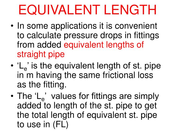 Equivalent Length Of Pipe Fittings & 15 COMPRESSORS     Sc 1