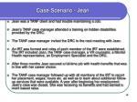 case scenario jean