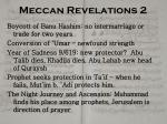 meccan revelations 2