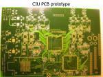 ciu pcb prototype