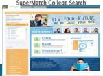 supermatch college search