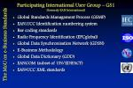 participating international user group gs1 formerly ean international