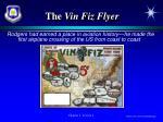 the vin fiz flyer2