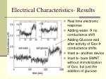 electrical characteristics results2