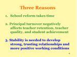 three reasons2