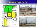 expansion project plot plan