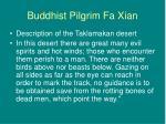 buddhist pilgrim fa xian