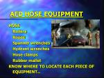 afd hose equipment