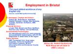 employment in bristol