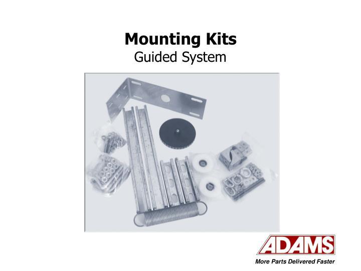 Mounting Kits