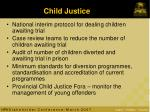 child justice