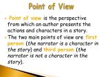 point of view