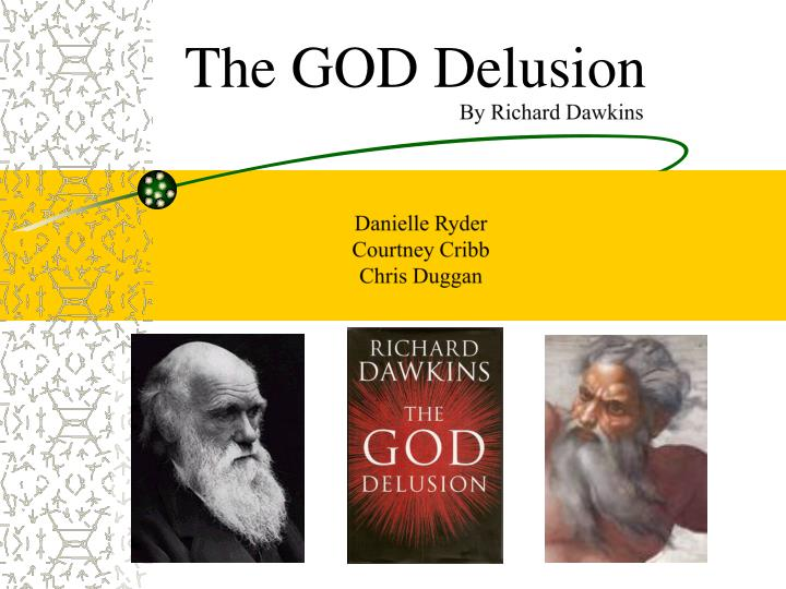 the god delusion n.