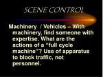 scene control2
