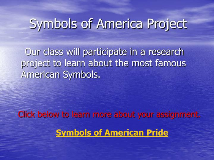 Ppt Symbols Of America Powerpoint Presentation Id6702607