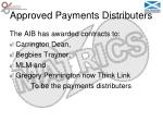 approved payments distributers1