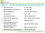 project 3 84 mw new bong escape hydropower project ajk