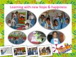 learning with new hope happiness