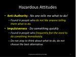 hazardous attitudes1