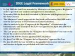 idee legal framework2