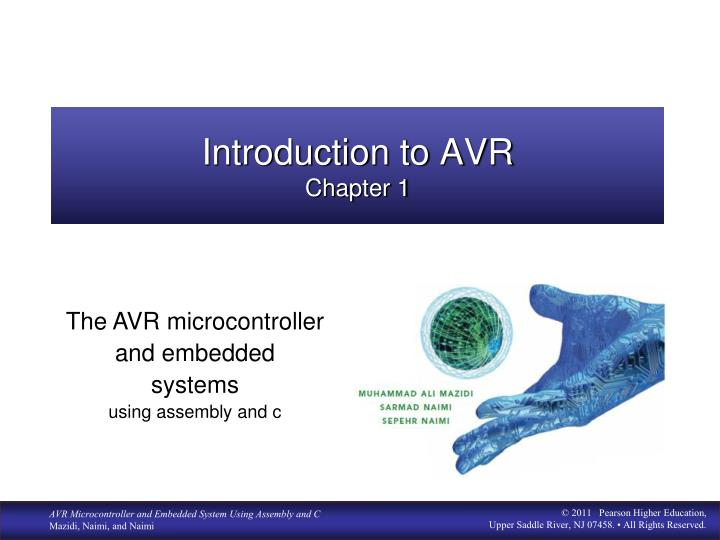 introduction to avr chapter 1 n.