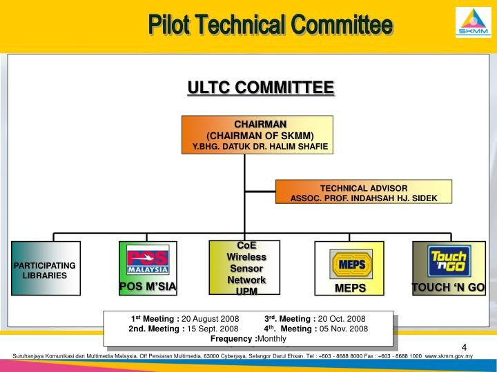 Pilot Technical Committee