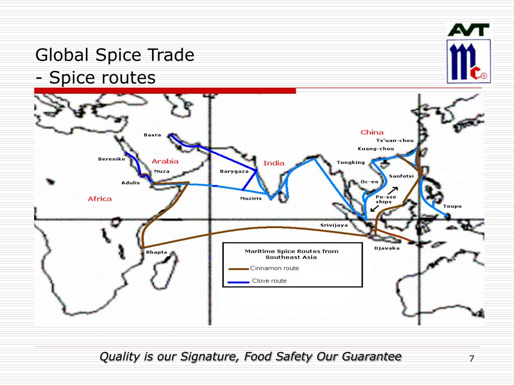 PPT - Global Spice Trade- Indian Panorama PowerPoint