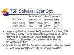 tsp solvers scanopt