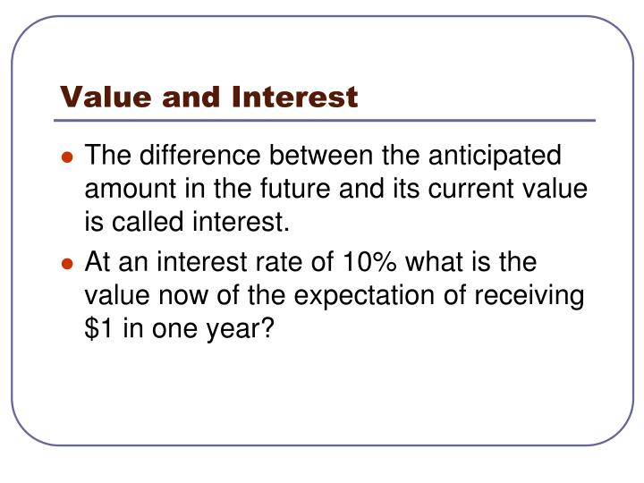 values and interest Students' achievement values, goal orientations, and interest: definitions, development, and relations to achievement outcomes.