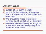 antony wood