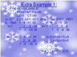 extra example 1