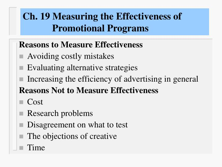 promotional effectiveness of an advertisement essay For this essay, i would delete the last sentence of the introduction and then make your opinion on the issue clearer in the conclusion for example: on balance, although advertising is necessary, it is clear that in some cases the methods used are unethical and are not acceptable.
