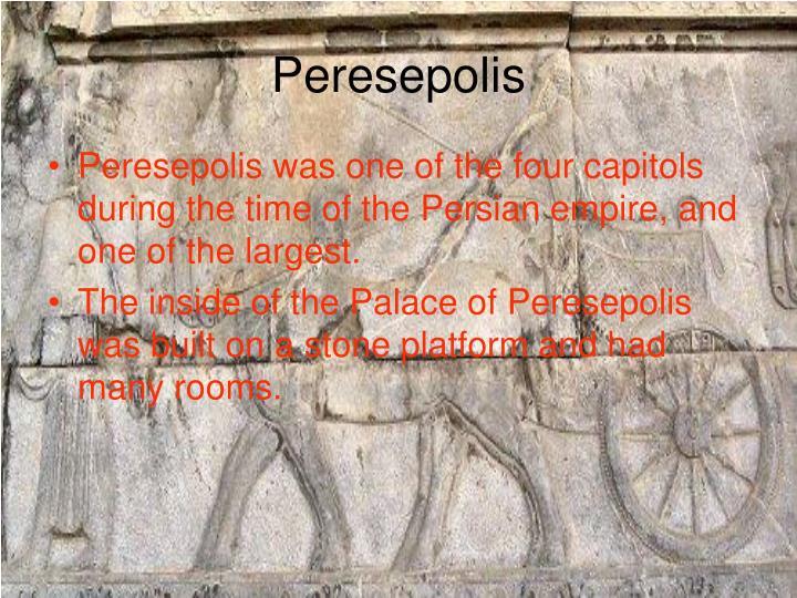 Peresepolis