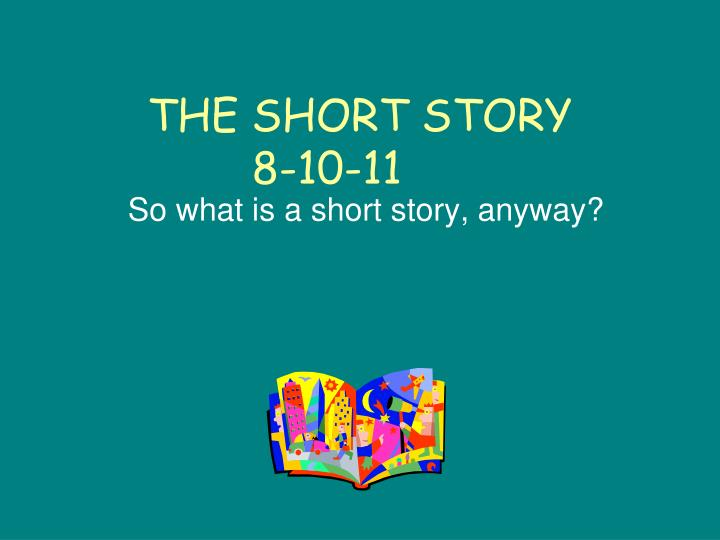 the short story 8 10 11 n.
