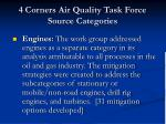4 corners air quality task force source categories