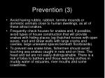 prevention 3