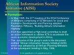 african information society initiative aisi