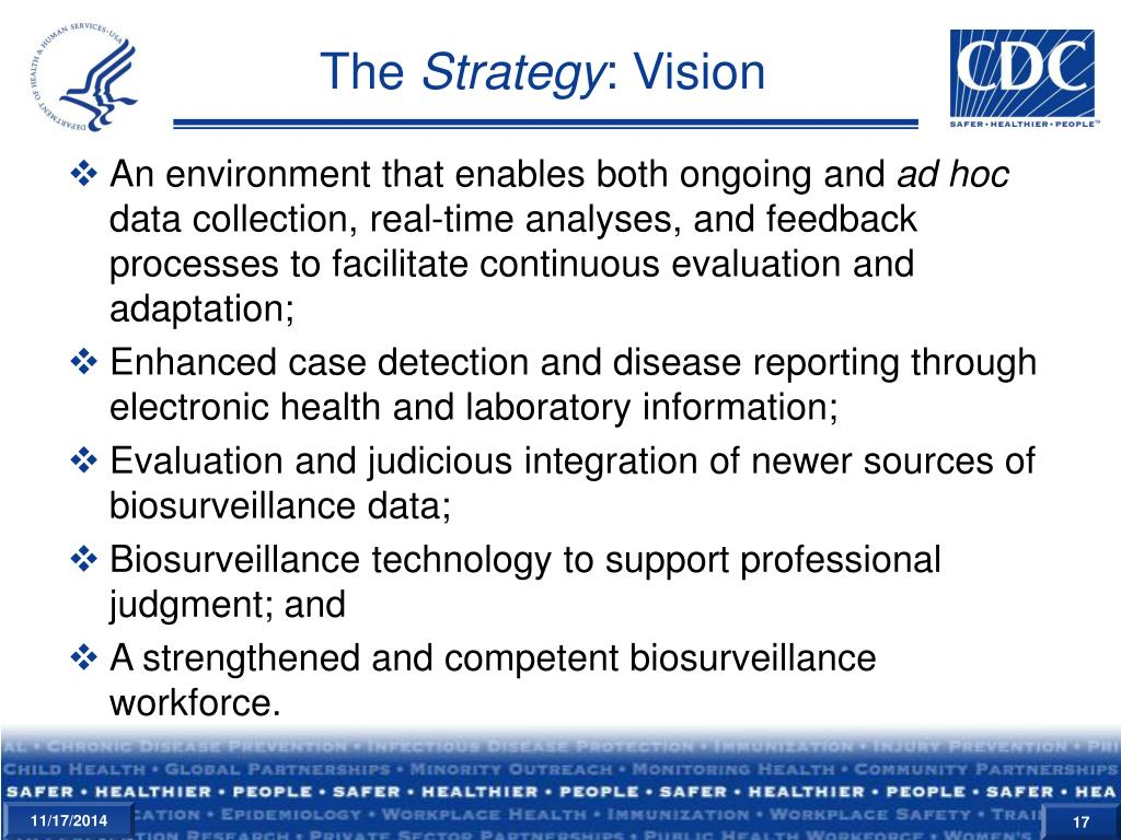 PPT - Enhancing Nationwide Biosurveillance for Human Health