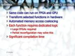 opencl on fpga
