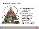 review consumers