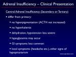 adrenal insufficiency clinical presentation2