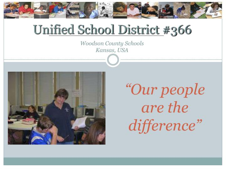 unified school district 366 woodson county schools kansas usa n.